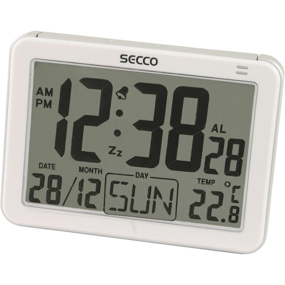 SECCO S LD852-01 Digitální budík