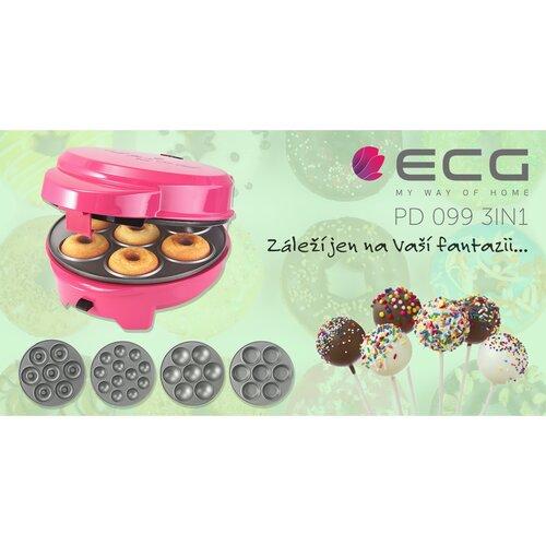 ECG PD 099 3in1 dortíkovač