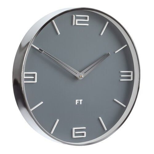 Future Time FT3010GY Flat grey 30cm