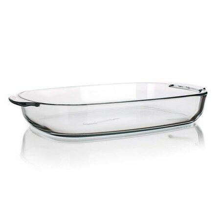 SIMAX Mísa na pečení skleněná hranatá 3,5 l