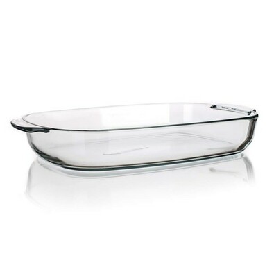Simax Misa na pečenie sklenená hranatá 3,5 l