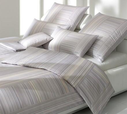 Povlečení JOOP! Fine Stripes 4507/7, 140 x 200 cm, 70 x 90 cm