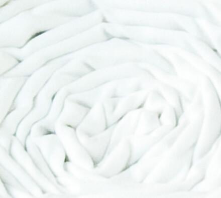 Plátěné prostěradlo, bílá, 2 ks 140 x 220 cm