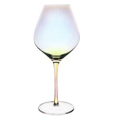 Orion 2-dielna sada pohárov na červené víno LUSTER, 0,65 l