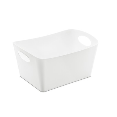 Koziol Úložný box Boxxx biela, 3,5 l