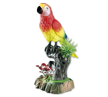 Dekorace papoušek