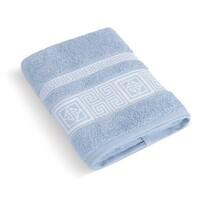 Ręcznik kąpielowy Grecka kolekcja jasnoniebieski