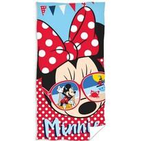 Prosop de corp Minnie Mouse glasses, 70 x 140 cm