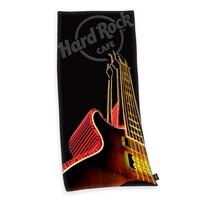 Ręcznik kąpielowy Hard Rock Cafe, 80 x 180 cm