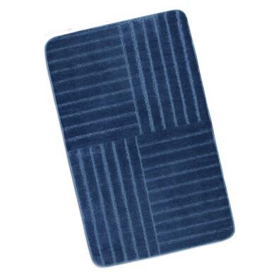 Koupelnová předložka Standard Modrá, 60 x 100 cm