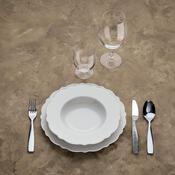 Mělký talíř Dressed 27,3 cm, bílý