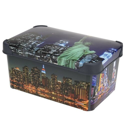 Úložný box New York 5 L