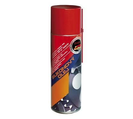Silikonový olej spray, Druchema