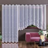 Irma függöny, fehér, 280 x 130 cm