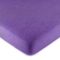 Cearşaf 4Home jersey, violet