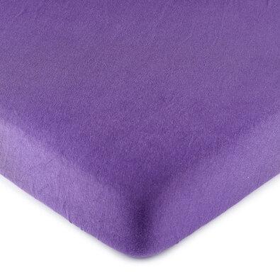 4Home jersey prostěradlo fialová, 160 x 200 cm