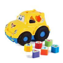 """Wkładanka dla najmłodszych Baby """"Samochód"""", 30cm"""