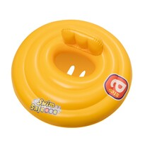Bestway Nafukovací sedací kruh s opěrkou, pr. 69 cm