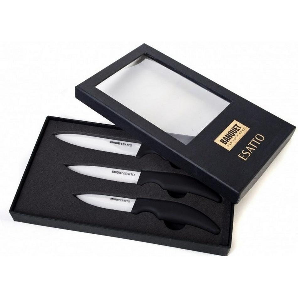 3dielna sada keramických nožov ESATTO