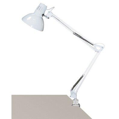 Lampă cu clemă de birou  Rabalux 4214 Arno, alb