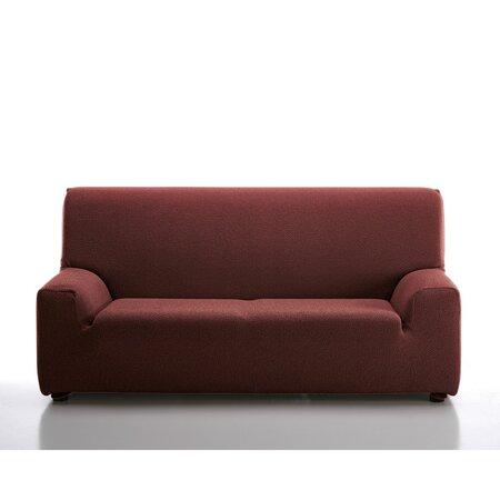Multielastický potah na sedací soupravu Petra červená, 240 - 270 cm