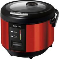Sencor SRM 1891RDgarnek do gotowania ryżu, czerwony