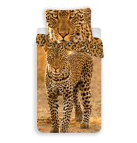 Bavlněné povlečení Leopard 2017, 140 x 200 cm, 70 x 90 cm
