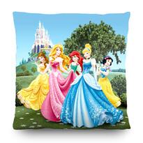 Polštářek Princess Disney, 40 x 40 cm