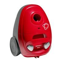 Concept VP8350 Bello 700 W porzsákos porszívó, piros