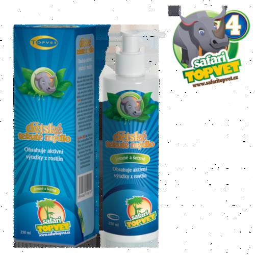 Topvet Dětské tekuté mýdlo, 250 ml
