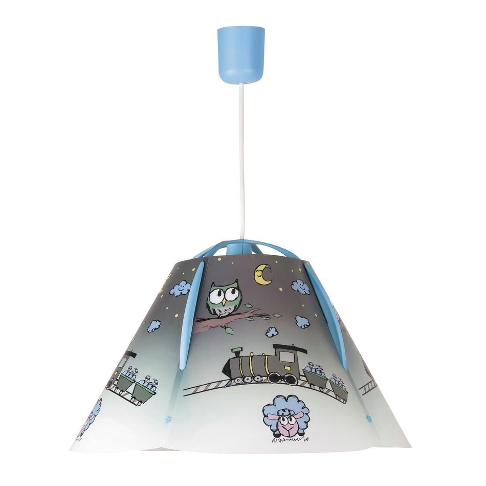 Rabalux 4566 Shepherd dětské stropní svítidlo, modrá