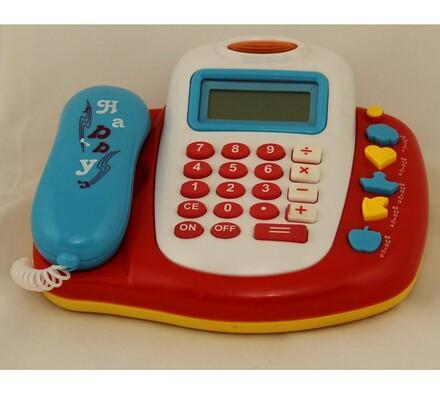 Telefon na baterie, vícebarevná