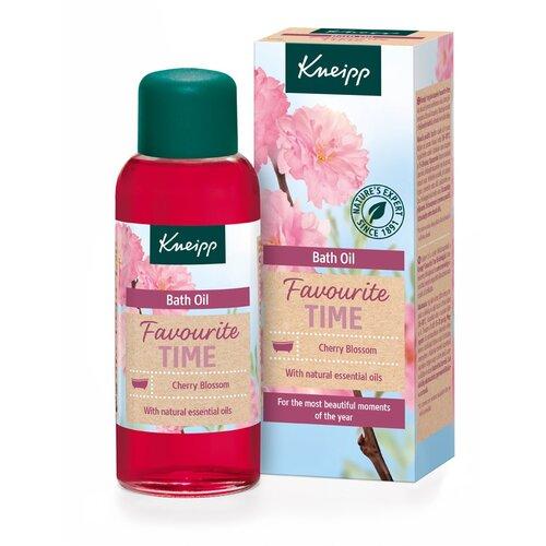 Kneipp Olej do kúpeľa Čerešňový kvet, 100 ml