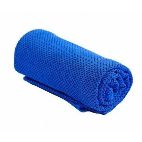 Chladicí ručník tmavě modrá, 32 x 90 cm
