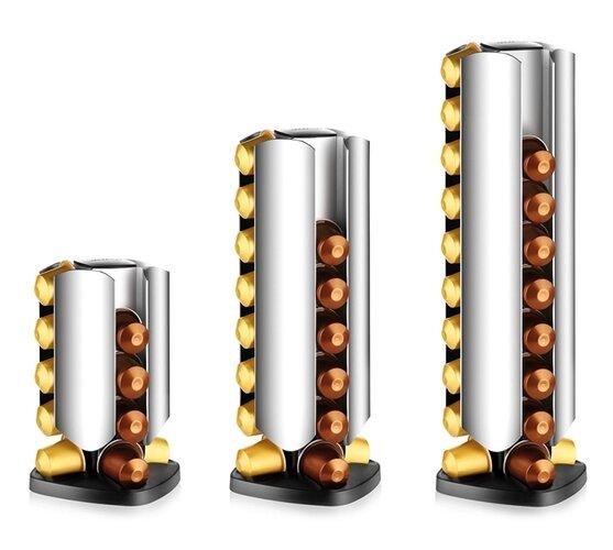 Tescoma President Nespresso otočný zásobník pro 40 kapslí