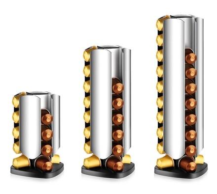 Tescoma President Nespresso otočný zásobník pro 32 kapslí