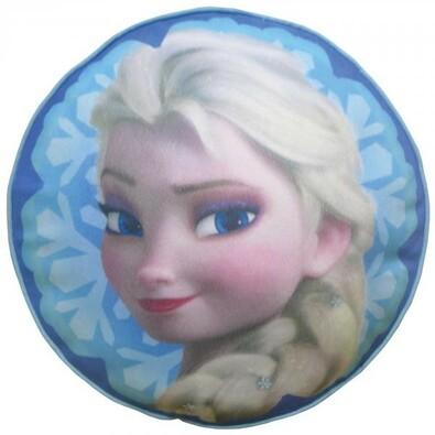 Polštářek Ledové království Frozen Elsa, 36 cm