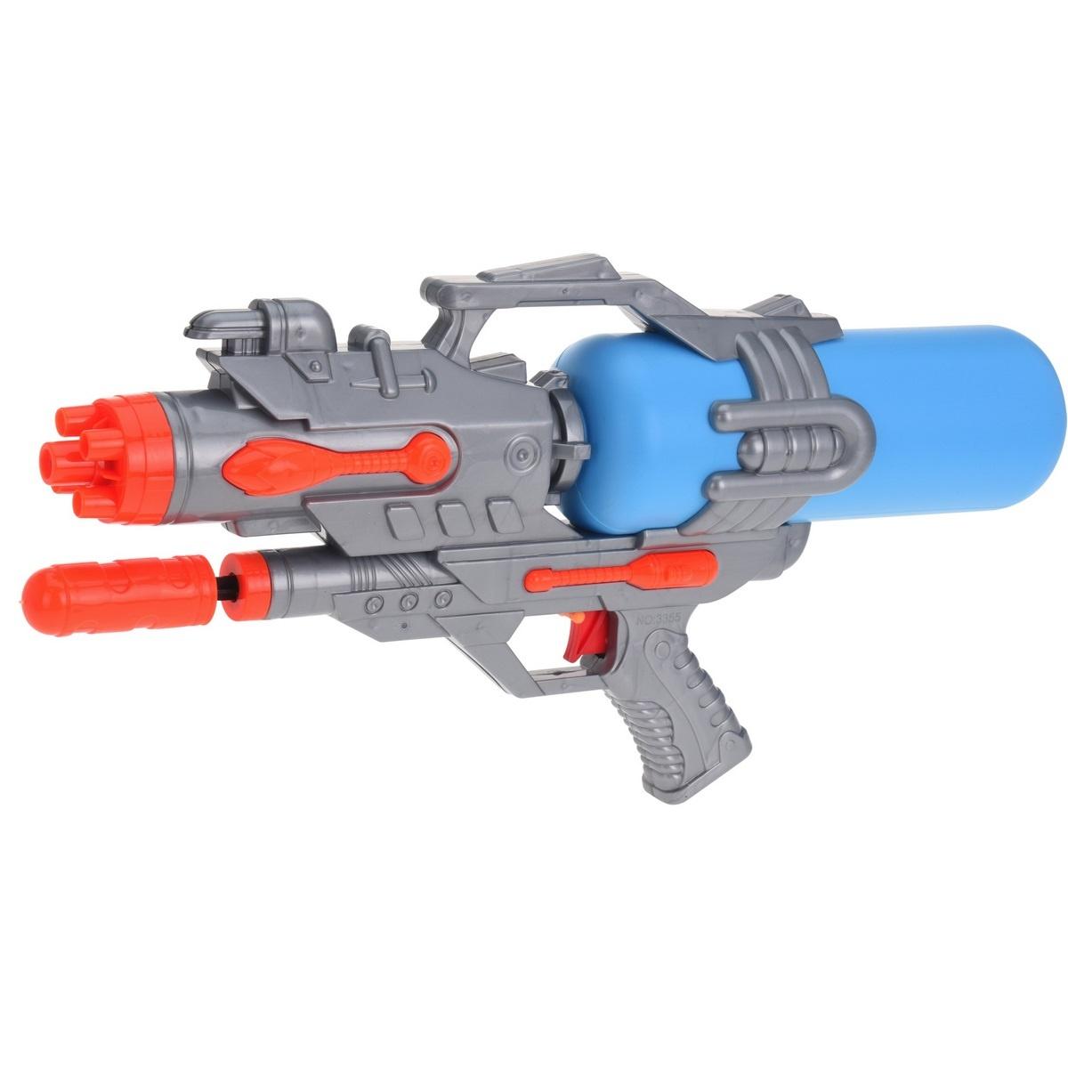 Fotografie Koopman Vodní pistole modrá, 46 cm