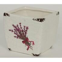 Keramický obal na kvetináč Melle, 12,5 cm