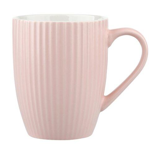 Altom Sada porcelánových hrnčekov Ballerina ružová 320 ml, 6 ks