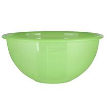 Altom Plastová mísa 30 cm, zelená
