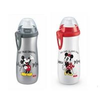NUK First Choice Fľaša Sports Cup DISNEY Mickey, 450 ml