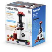 Sencor SSJ 4043WH Šnekový odšťavňovač, bílá