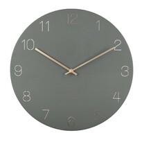 Ceas de design, de perete, Karlsson 5762GR, diam. 40 cm