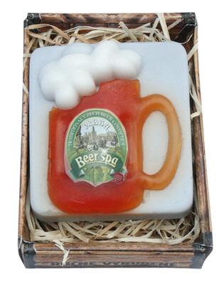 Ručně vyráběné mýdlo Pivo