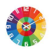 Nextime Rainbow 8129 nástěnné hodiny , pr. 43 cm