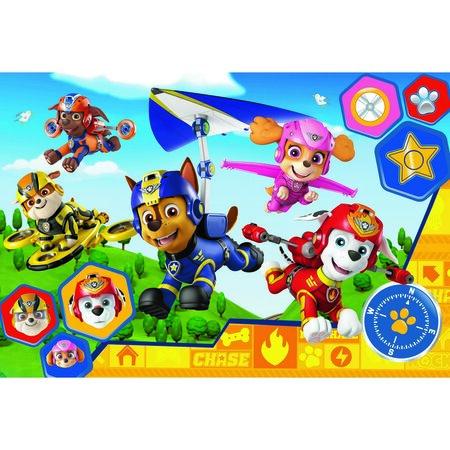 Trefl Puzzle Tlapková patrola Vždy připraveni pomoci, 160 dílků