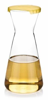 Tescoma Uno Vino karafa 1 l, žlutá