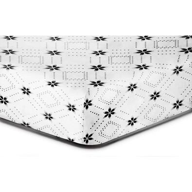 DecoKing Prostěradlo Snowynight S2 mikrovlákno, 180 x 200 cm