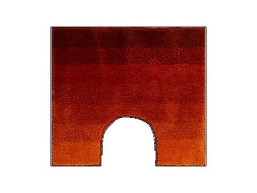 WC předložka Grund RIALTO oranžová, 55 x 50 cm